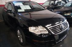 Volkswagen Passat 2006 Black for sale
