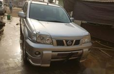 Nissan X-Trail 2.5 4x4 2006 Silver for sale