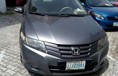 Honda City 2011 Gray for sale