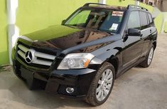 Mercedes-Benz GLK-Class 2012 350 4MATIC Black for sale