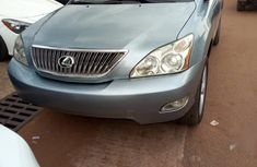 Lexus RX 2007 350 Blue for sale