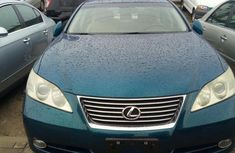 Toyota ES 2007 Green for sale