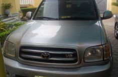 Toyota Sequoia 2003 Silver for sale