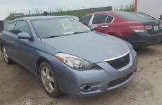Toyota Solara 2008 Blue for sale