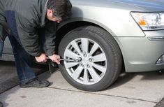 Wheel won't come off? Most effective way to remove a difficult car wheel