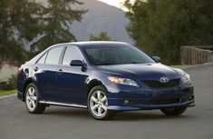 Toyota Camry Spider 2008 Review Prices In Nigeria