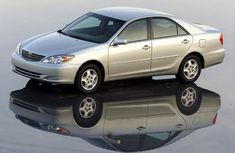 Toyota Big for Nothing (Camry 2004) review & prices in Nigeria