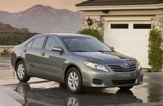 Toyota Camry 2011 review & prices in Nigeria