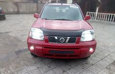 Nissan X-Trail 2.2 D SE 4x4 2005 Red for sale