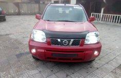 Nissan X-Trail 2.2 D SE 4x4 2005 Redfor sale