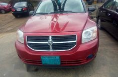 Dodge Caliber 2007 2.4 R/T Red for sale