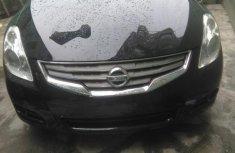 Nissan Altima 2012 2.5 S Sedan Black for sale