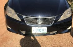 Lexus IS 2007 300 Blue for sale