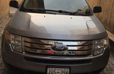 Ford Edge 2007 Silver for sale