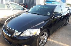 Lexus GS 2008 Black for sale