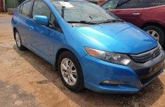 Honda Insight 2010 Petrol Automatic Blue for sale