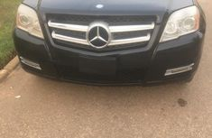 Mercedes-Benz GLK-Class 2010 350 4MATIC Black for sale