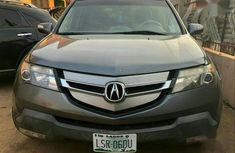 Acura MDX 2009 SUV 4dr AWD (3.7 6cyl 5A) Gray for sale