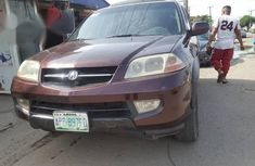 Acura MDX 2005 Brown For Sale
