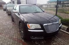 Chrysler 300C 2014 Petrol Automatic Black for sale