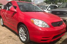 Toyota Matrix 2004 Red for sale