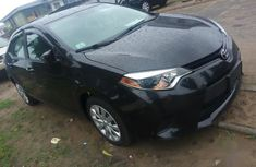 Toyota Corolla 2015 Black for sale