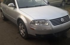 Volkswagen Passat 1.8 Turbo 2005 Silver for sale