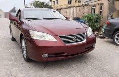 Lexus ES 2008 350 Red for sale