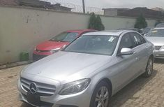 Mercedes-Benz C200 2016 Silver for sale