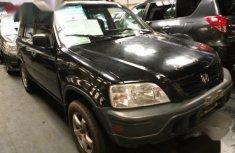 Honda CR-V 2001 Black for sale