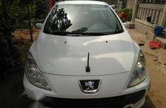 Peugeot 307 2007 White for sale