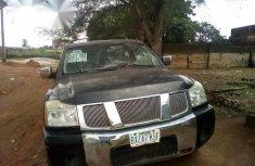 Nissan Armada 2004 4x4 SE Blackfor sale