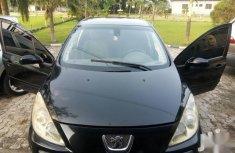 Peugeot 307 2008 XT 1.6 Black for slae