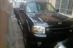 Nissan Frontier 2001 Black For Sale