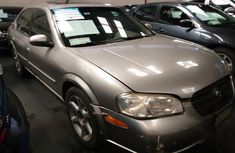 Nissan Maxima 2001 Silver for sale