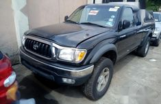 Toyota Tacoma 2004 Blackfor sale