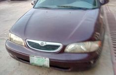 Mazda 626 2000 Red for sale