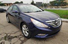 Hyundai Sonata 2011 Blue for sale