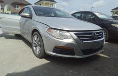 Volkswagen CC 2.0 TDI BlueMotion 2012 Silver for sale
