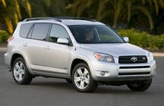 Toyota RAV4 2008 review & prices in Nigeria