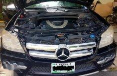 Mercedes-Benz GL450 2010 Black color for sale