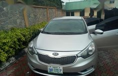 Kia Cerato 2015 Silver for sale