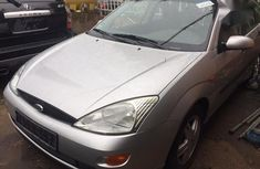 Ford Focus 2002 Wagon Silver color for sale