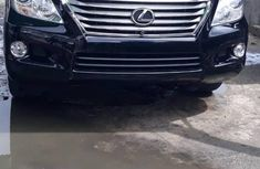 Lexus LX 2011 Black for sale
