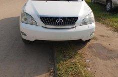 Accident free Lexus RX 350 2008 White color for sale