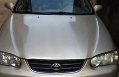 Toyota Corolla 2001 Gold for sale