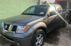 Nissan Frontier 2008 Automatic Petrol ₦3,600,000 for sale