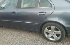 Mercedes-Benz E320 2005 Gray color for sale