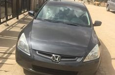 Honda Accord Automatic 2004 Beige for sale
