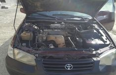 Toyota Camry 1999 Redfor sale